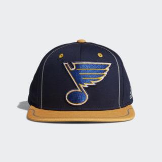 Blues Flat Brim Hat Nhl-Slb-515 CX2524