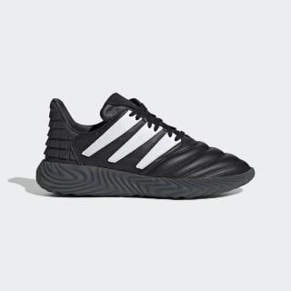 Zapatillas SOBAKOV core black/ftwr white/solar red EE5627