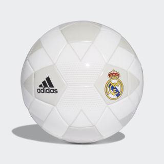 Minibalón Real Madrid CREAM WHITE/GREY ONE F17/BLACK CW4159