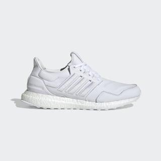 Ultraboost Leren Schoenen Cloud White / Cloud White / Cloud White EF1355