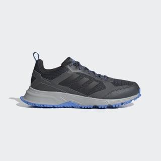 Zapatilla Rockadia Trail 3.0 Grey Six / Core Black / Real Blue EG2522