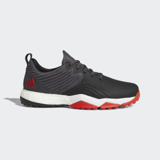 Adipower 4orged S Wide Skor Core Black / Red / Ftwr White B37175