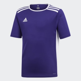 Camisa Entrada COLLEGIATE PURPLE CF1042