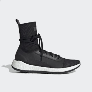 Ultraboost HD Shoes Black-White / Utility Black / Iron Met. G25878