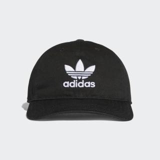 Trefoil Klasik Şapka Black BK7277