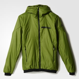 Утепленная куртка TX W NDO FX HOJ green AZ6157