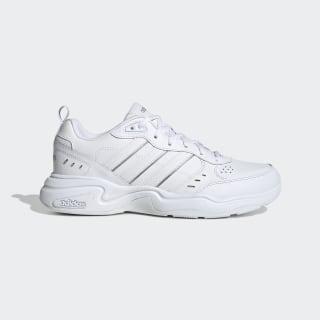 Strutter Shoes Cloud White / Cloud White / Matte Silver EG6214