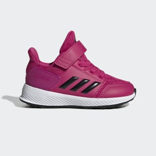Zapatillas RapidaRun X real magenta/core black/ftwr white D97082
