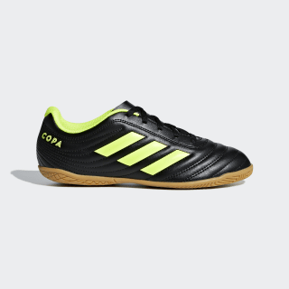 Botines Copa 19.4 Bajo Techo core black / solar yellow / core black D98095
