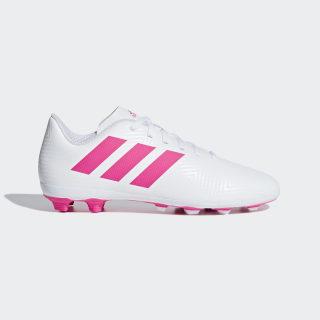 Calzado de Fútbol Nemeziz 18.4 Multiterreno Cloud White / Shock Pink / Shock Pink CM8511
