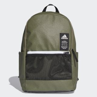 Classic Urban Backpack Raw Khaki / Black / White DT2606