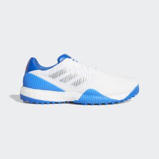 Zapatilla de golf CodeChaos Sport Cloud White / Silver Metallic / Glory Blue EF5731