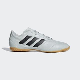 Chuteira Nemeziz Tango 18.4 Futsal ASH SILVER/CORE BLACK/WHITE TINT S18 DB2256