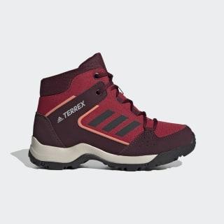Terrex Hyperhiker Hiking Shoes Active Maroon / Core Black / Semi Coral G26534