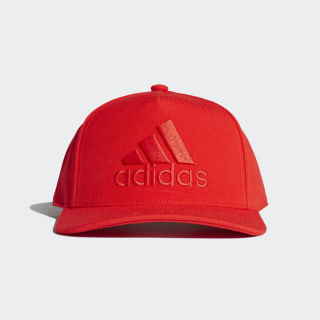 H90 Logo Hat Active Red / Active Red / Active Red DT8578