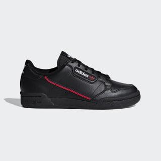 Tenis Continental 80 J Core Black / Scarlet / Collegiate Navy F99786
