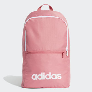 Linear Classic Daily Backpack Bliss Pink / White / White ED0292