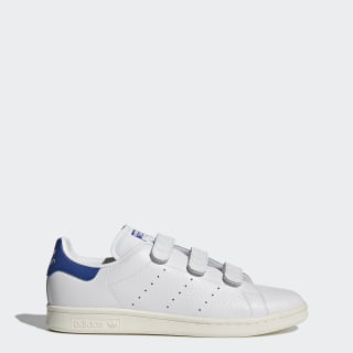 Tenis Stan Smith FTWR WHITE/FTWR WHITE/BOLD BLUE BZ0535