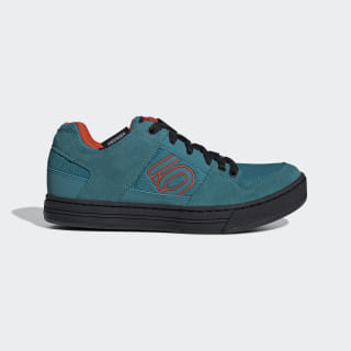 Five Ten Mountain Bike Freerider Shoes Blue / Bold Orange / Core Black BC0668