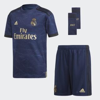 Real Madrid Away Youth Kit Night Indigo FJ3150