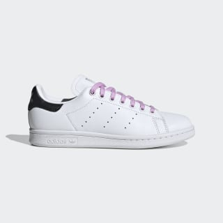 Stan Smith Shoes Cloud White / Core Black / Clear Lilac EH2039