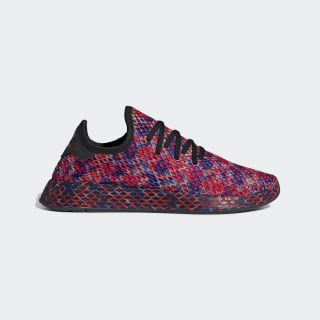 Deerupt Runner Schuh Core Black / Core Black / Solar Red EE5672