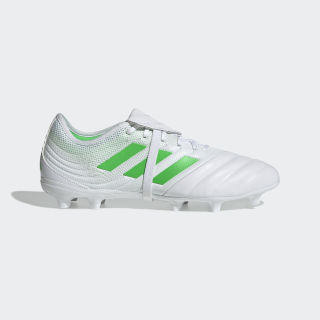 Bota de fútbol Copa Gloro 19.2 césped natural seco Ftwr White / Solar Lime / Ftwr White D98062