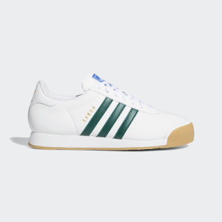 Chaussure Samoa Cloud White / Collegiate Green / Gum EG6089