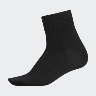 Tonal Forum Quarter Socks Black CK6750