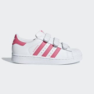 Superstar Schoenen Cloud White / Real Pink / Real Pink CG6621