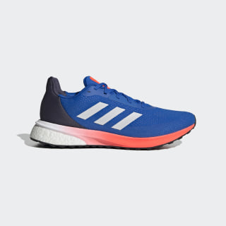 Astrarun Schuh Glory Blue / Cloud White / Solar Red EH1535