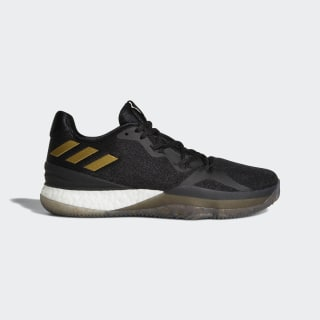 Crazylight Boost 2018 Shoes Core Black / Gold Metallic / Core Black AQ0006
