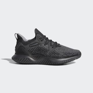 Zapatilla Alphabounce Beyond Carbon / Grey Three / Core Black AQ0573