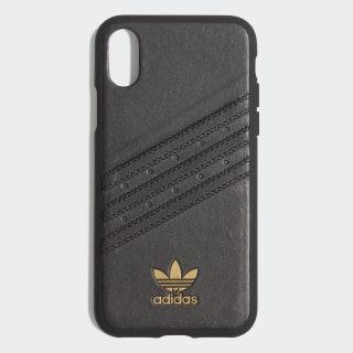 Coque Puprem Molded iPhone XS Black CM1546
