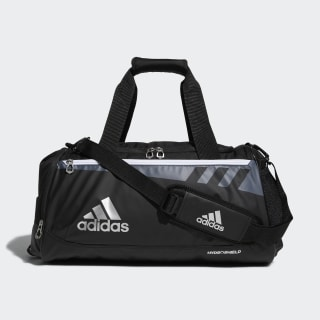 adidas Team Issue Duffel Bag Small - Black  64e9fe00372b5