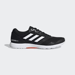 Zapatillas Adizero RC Core Black / Cloud White / Solar Orange G28885