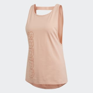 Polera Motion Climacool Glow Pink / Copper Metalic EH6439