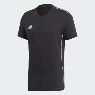 T-shirt Core 18 Black / White CE9063