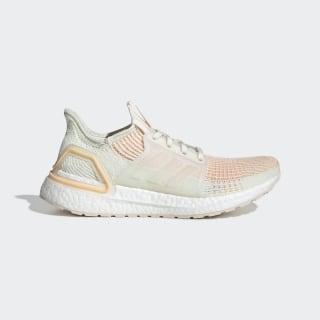 Ultraboost 19 Shoes Off White / Off White / Glow Orange F34073