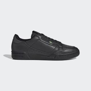 Continental 80 Shoes Core Black / Hi-Res Yellow / Core Black EF5823