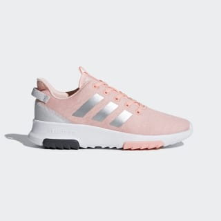 Cloudfoam Racer TR Shoes Haze Coral / Silver Metallic / Cloud White DB1868