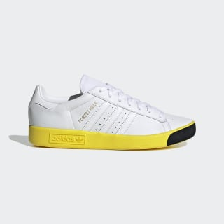 Chaussure Forest Hills Cloud White / Eqt Yellow / Core Black EF5752