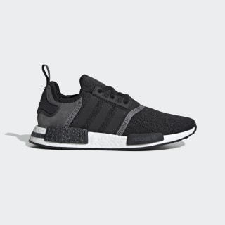 NMD_R1 Shoes Core Black / Core Black / Grey Four F36801