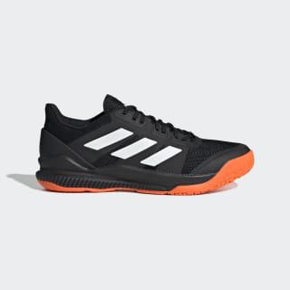 Stabil Bounce Shoes Core Black / Cloud White / Solar Orange EF0207