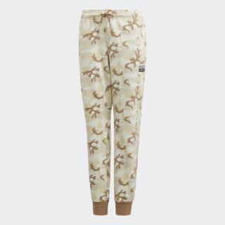 R.Y.V. Camouflage Pants Multicolor / Cardboard ED7884
