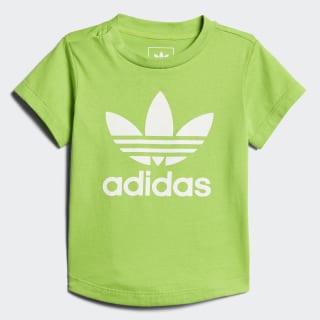 Color T-Shirt Semi Solar Green CE8905