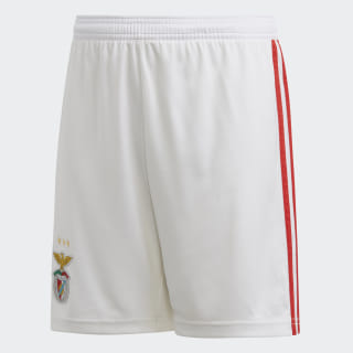 Benfica Home Shorts White / Benfica Red CF5294