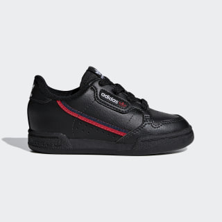 Continental 80 Shoes Core Black / Scarlet / Collegiate Navy G28217