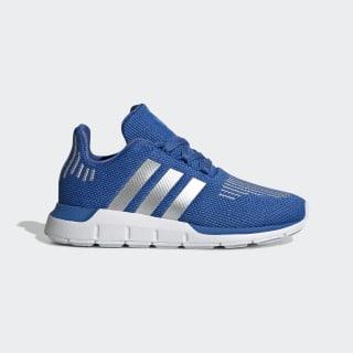 Swift Run Shoes Blue / Metallic Silver / Core Black EE7105