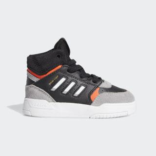 Высокие кроссовки Drop Step Core Black / Light Granite / Solar Red EE8768